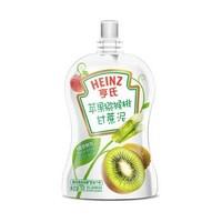 Heinz 亨氏 婴幼儿辅食 苹果猕猴桃泥 超金果泥 78g *6件