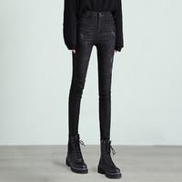 Promone 缤慕 B20DN15438X20 女款保暖牛仔裤