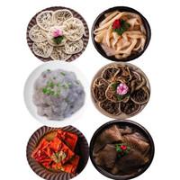 京东PLUS会员:唐之味 火锅食材套餐 1200g