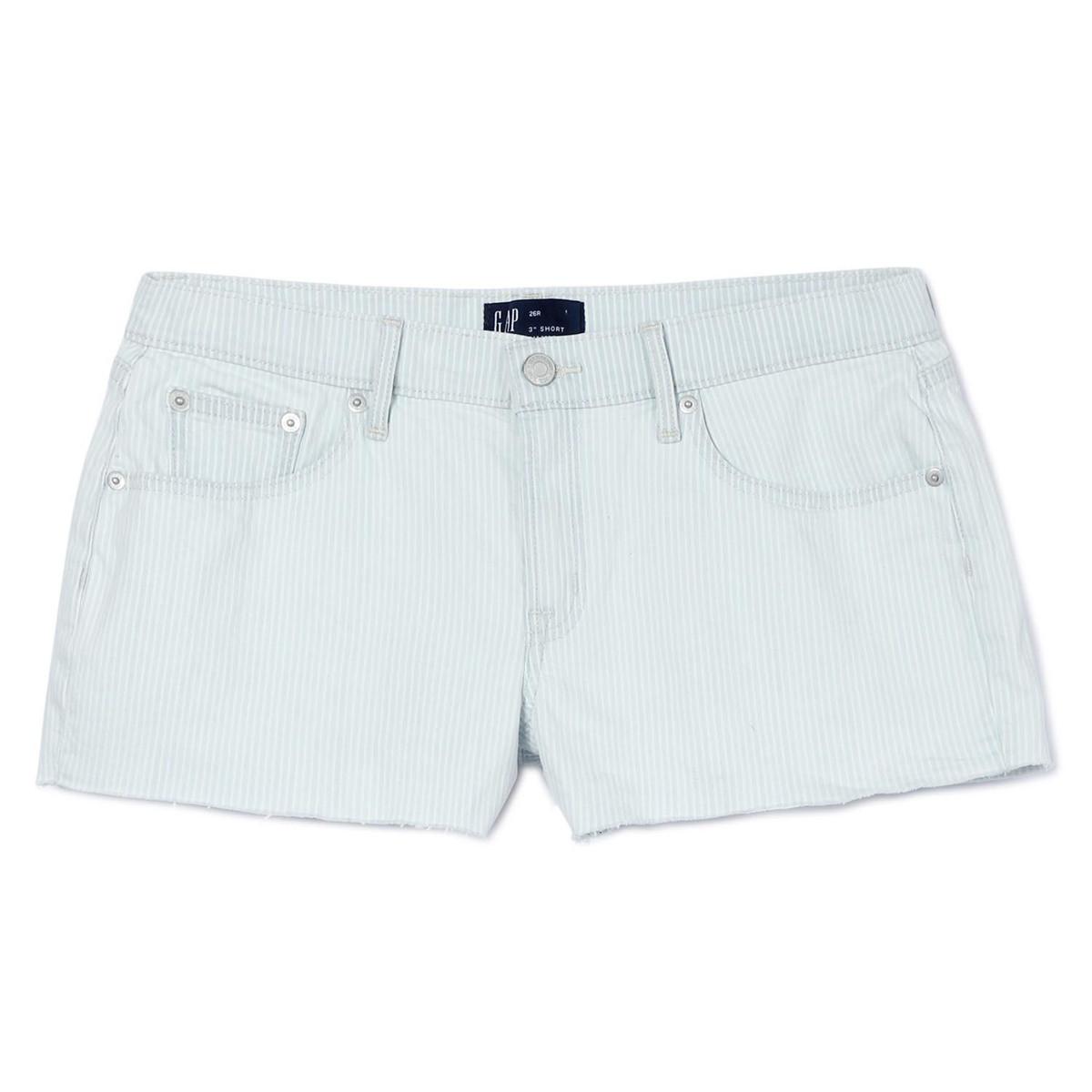 Gap 盖璞 466686 牛仔短裤