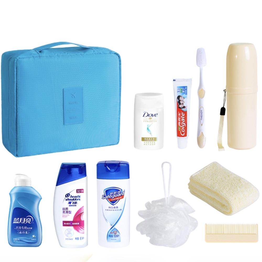 JOYTOUR 1205 户外旅行便携洗护用品组合套装