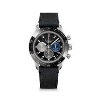 ZENITH 真力时 Chronomaster 旗舰系列 CHRONOMASTER Sport 41毫米自动上链腕表 03.3100.3600/69.M3100 黑色橡胶表带