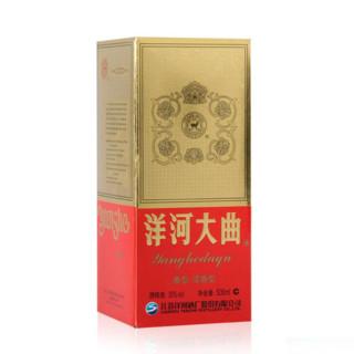 YANGHE 洋河 大曲酒 55%vol 浓香型白酒 500ml 单瓶装