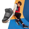 斯凯奇男童鞋 魔术贴男童休闲鞋防滑耐磨高帮运动鞋