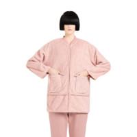 DAPU 大朴 AE4F12222 女士棒球领拉链保暖家居套装