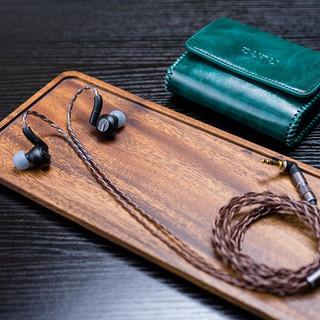 DUNU 达音科 DK3001 pro 入耳式有线耳机 黑色