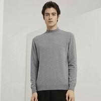 YANXUAN 网易严选 3996678 男式经典百搭半高领羊毛衫