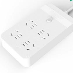 ORICO 奥睿科 电小惠系列排插 4位 1.8m