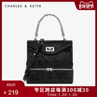 CHARLES&KEITH CK2-50780967 女士手提单肩