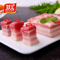 百亿补贴:Shuanghui  双汇 猪带皮五花肉  4斤