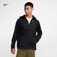 Nike 耐克官方NIKE 男子全长拉链开襟训练夹克棉服 BV6299