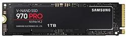 SAMSUNG 三星 970 PRO M.2 NVMe 固态硬盘 1TB