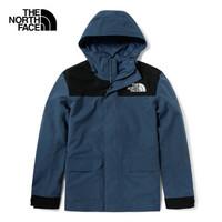 THE NORTH FACE 北面 4U8P 男士户外冲锋衣
