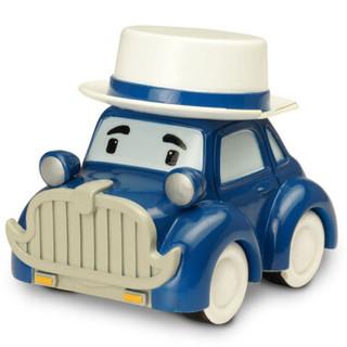 Silverlit 银辉 珀利POLI 汽车玩具 动漫周边 马斯提老爷车 *2件