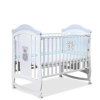 Babysing 童歌 婴儿多功能实木床