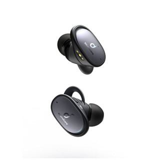 SoundCore 声阔 Liberty系列 2 pro 真无线蓝牙耳机 黑色