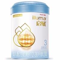惠氏启赋蓝钻3段幼儿配方奶粉900g  6罐赠12罐350g(20年产)