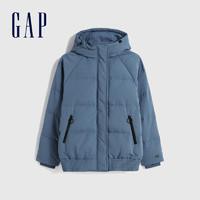 88vip:Gap 盖璞 592226 女装保暖连帽羽绒服