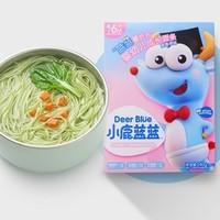 小鹿蓝蓝 婴幼儿营养面条