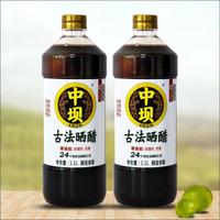 中坝 24月古法晒醋 1.1L*2瓶