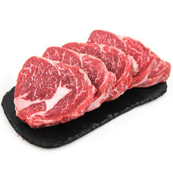 当顿庄园  原肉整切牛排 1500g