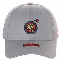 名创优品(MINISO) 帽子 颜色随机发送 漫威卡哇伊系列棒球帽(混) *4件