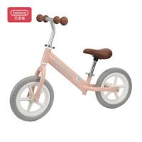 贝恩施儿童玩具男孩女孩滑步平衡车双轮滑行自行车无脚踏溜溜车玩具车8808维米耶粉新年礼物 *2件