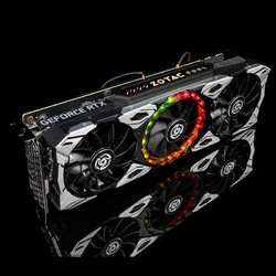 ZOTAC 索泰 GeForce RTX 3090-24G6X 天启 OC 显卡