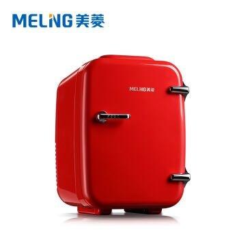 京东PLUS会员:MELING 美菱 B1 车载小冰箱 4L