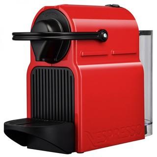 产地乌克兰 进口 奈斯派索胶囊咖啡机Inissia-C40(红色)(附带14颗胶囊)12