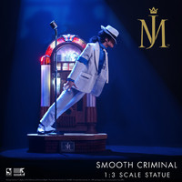 玩模总动员、新品预定:PUREARTS 《Smooth Criminal 犯罪高手》迈克尓·杰克逊 1/3 雕像
