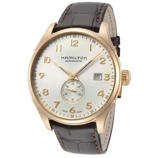 复古、儒雅、绅士——HAMILTON 汉米尔顿 爵士大师系列 H42575513 男士机械腕表