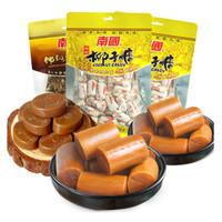 南国 传统椰子糖 200g*2袋+椰奶咖啡糖 200g*1袋