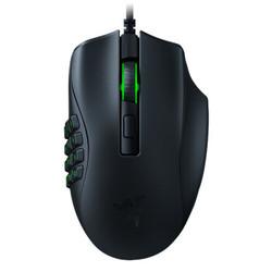 雷蛇 Razer 那伽梵蛇X  电竞MMO游戏鼠标 RGB 有线鼠标