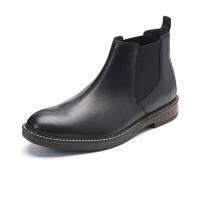 Clarks 其乐 Paulson Up系列 男士短筒切尔西靴 2614