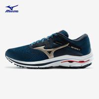 Mizuno 美津浓 WAVE INSPIRE 17 J1GC2144 男款稳定支撑跑鞋  +凑单品