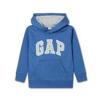 Gap 盖璞  儿童LOGO套头运动卫衣