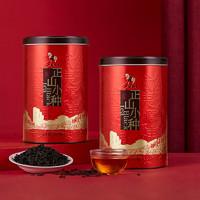 必买年货: bamatea 八马茶业 武夷山原产正山小种红茶*礼盒装500g
