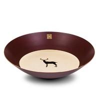 祥福 纯铜壶承手工彩漆茶壶垫养壶盘 18.7cm