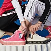 Kappa卡帕 K09Y5VS82 中性款高帮帆布鞋