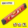 以色列KAPRO水平尺 高精度 磁性 水平仪 家用迷你便携3个水泡23cm