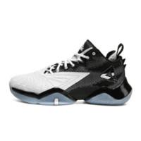 PEAK 匹克 态极闪电 男子篮球鞋 E02041A 大白/黑色 44