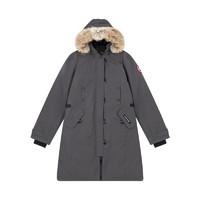 CANADA GOOSE 加拿大鹅 KENSINGTON系列 女士羽绒派克大衣
