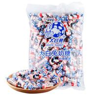 WHITE RABBIT 大白兔 奶糖 原味 500g *5件