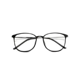 CHASM 近视眼镜男明星同款超轻大框眼镜框女配1.60超薄非球面镜片