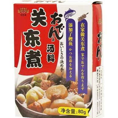 火炎辛 关东煮调味料 77g                     *2件