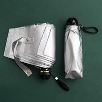 太阳伞遮阳防晒防紫外线五折叠超轻小巧便携女晴雨两用夏天雨伞