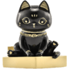 大英博物馆 可爱猫狗形摆件 5.3*5.1cm