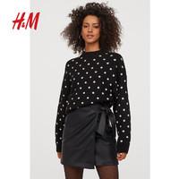 H&M 0826492 女士百搭针织衫