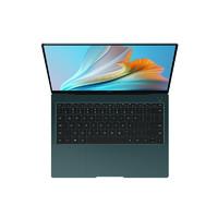 HUAWEI 华为 MateBook X Pro 2021款 13.9英寸轻薄笔记本 翡冷翠 (酷睿i5-1135G7、16GB、512GB SSD、3K、60Hz、MACHD-WFH9)